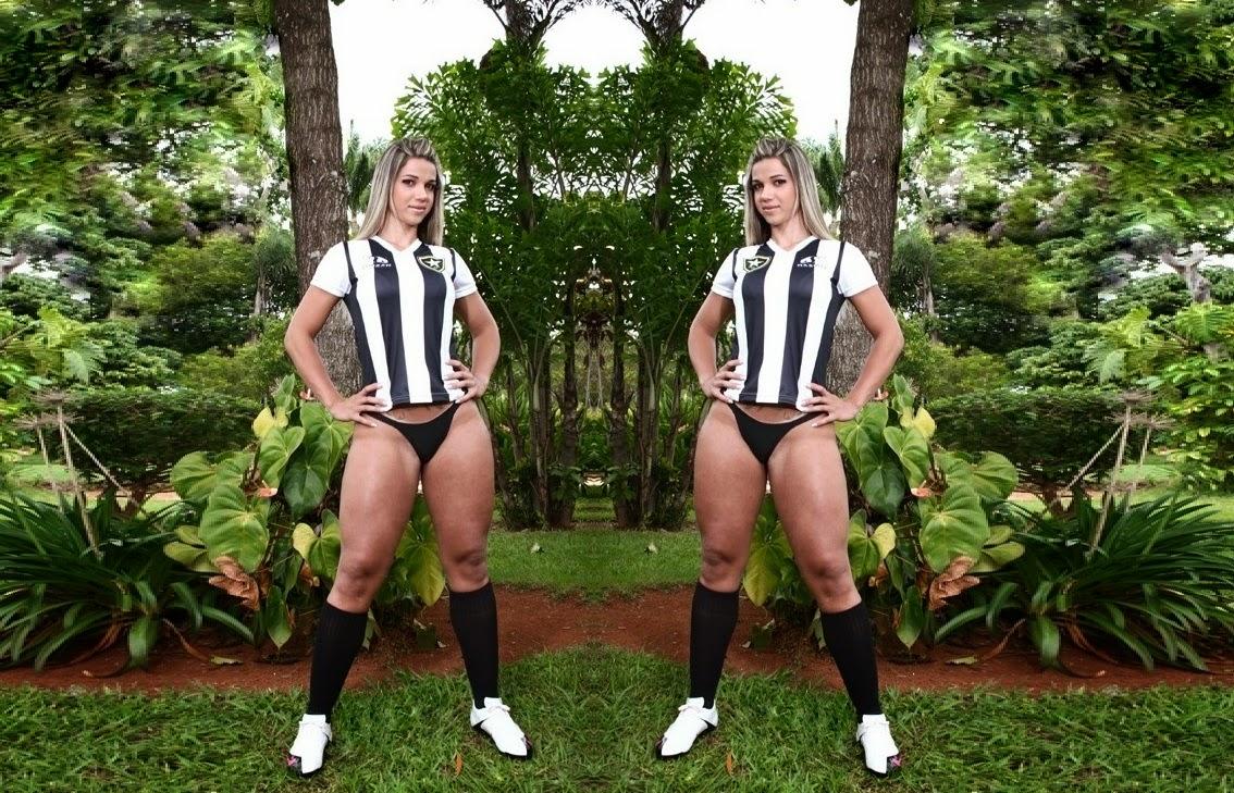 Botafogo - Rafaela Oliveira