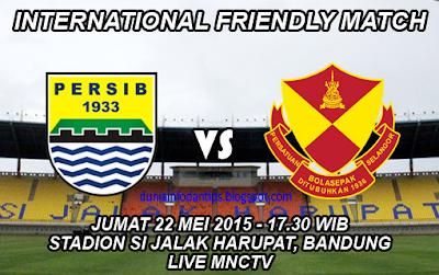 Persib vs Selangor FA