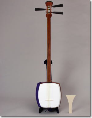 Shamisen (Japanese music instrument) - Art and Culture