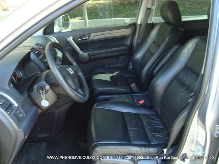 Honda CRV 2.0 LX 4X2 Automática 2008 - vendo usada
