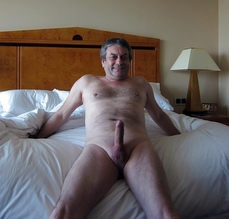 Uncut Older Guys 116