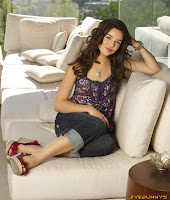 Danielle Campbell Disney Channel cutie Starstruck Promoshoot 2010