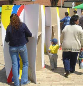 Elecciones el Colombia