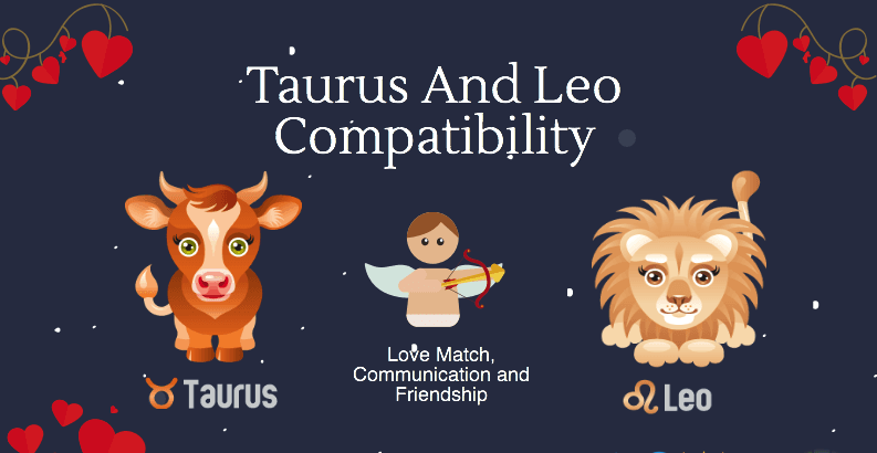 leo dating taurus man An aries male is generally attracted to gemini or leo females taurus (april 20 to  may 20) a taurus male is more attracted to scorpios and.
