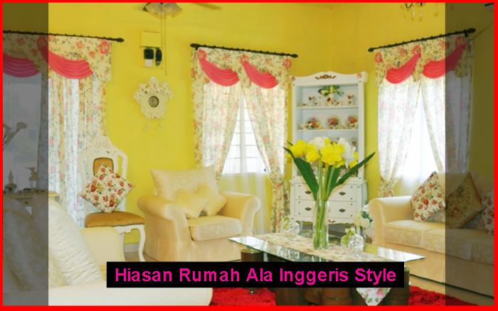 Gambar hiasan rumah ala inggeris style berkongsi gambar for Deco british style