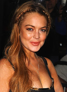 Linsday Lohan joked about rehab while guest hosting 'Chelsea Lately'