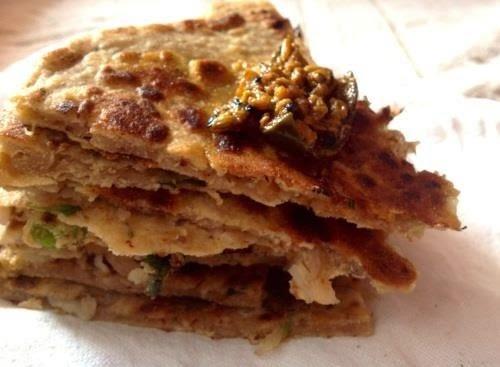 Mooli Paratha (Radish Flatbread )