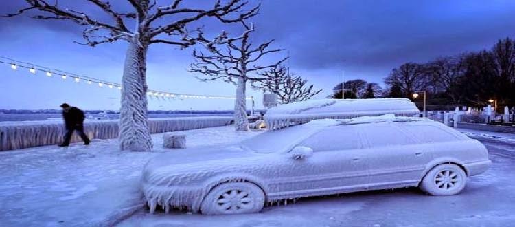 Τα χιόνια φέτος θα είναι πυκνά Δείτε τις προβλέψεις