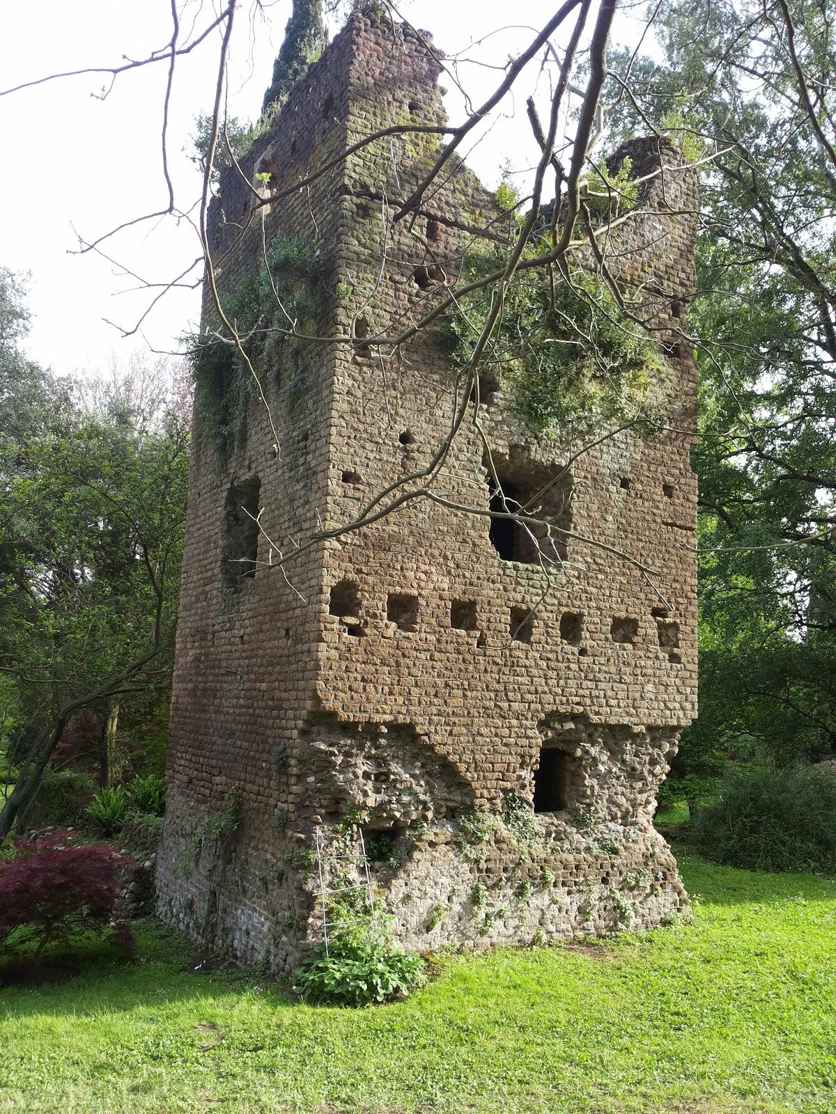 Giardino Di Ninfa Doganella Monumento Naturale Latina