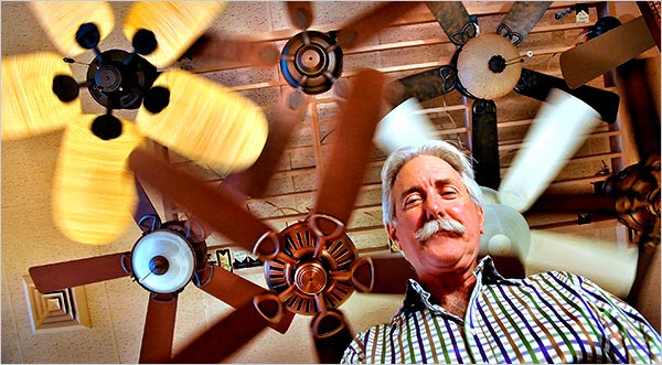 The Modern Fan Co. Ventiladores