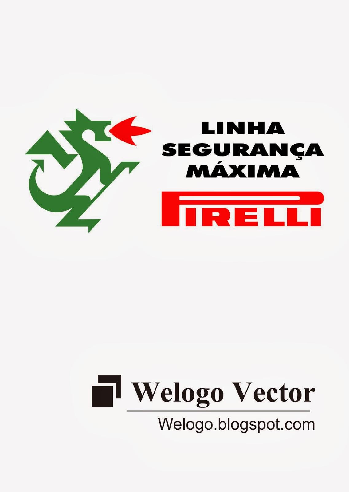 LINHA SEGURANCA MAXIMA PIRELLI LOGO