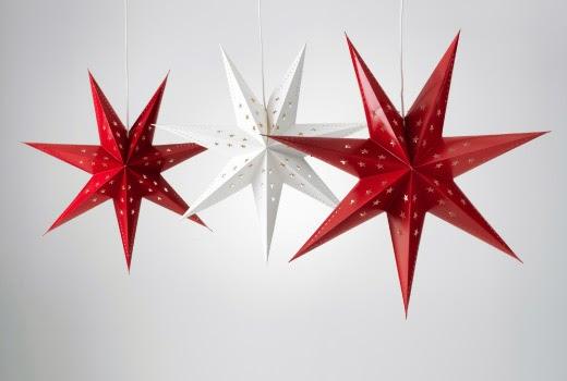 Ikea e momichan carte pacchetti e decorazioni - Ikea addobbi natalizi ...