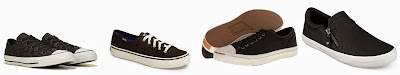 Converse Chuck Taylor All Star Low Top Sneaker $34.99 (regular $54.99)  Keds Double Up Platform Sneaker $38.28 (regular $49.95)  Converse Jack Purcell Jack Ox $40.99 (regular $75.00)  G by Guess Cappola Double Zip Slip On Sneakers $41.30 (regular $59.00)