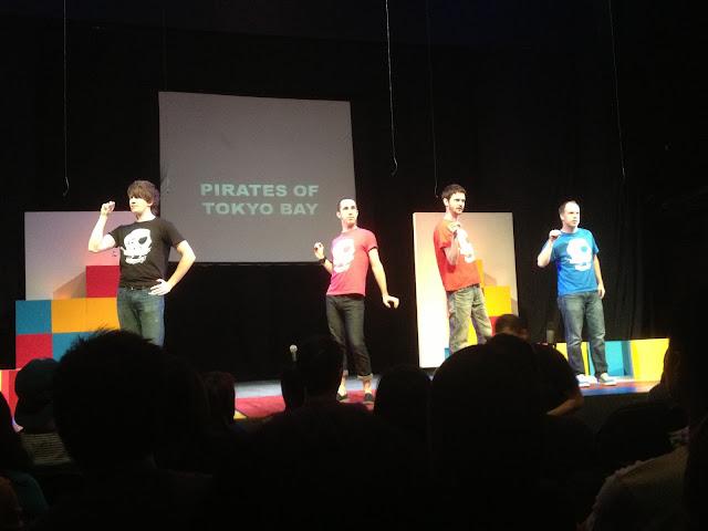Manila Improv Festival 2013 - Pirates of Tokyo Bay