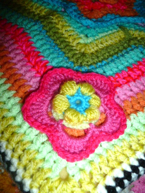Crochet Stitches With Holes : Crochet Puff Stitch Flowers..fill up the holes perfectly Suz Place
