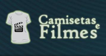 CAMISETA E FILMES