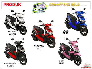 Daftar Harga dan Spesifikasi Honda Beat Terbaru 2013