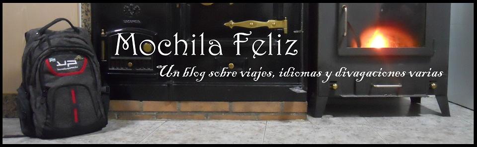 Mochila Feliz
