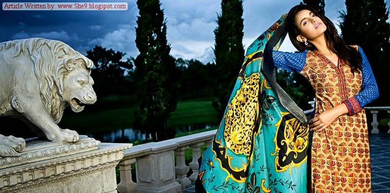 Asim Jofa Luxury Eid Collection 2014-2015