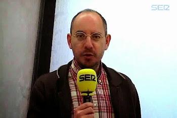 JAVIER GREGORI (SER) PREMIADO POR UN REPORTAJE