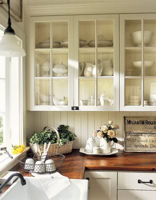 how to make beadboard look old