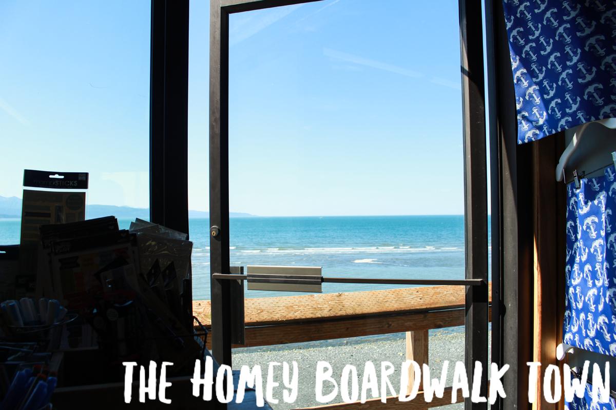 The Homey Boardwalk Town