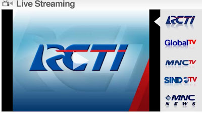 RCTI Live Streaming