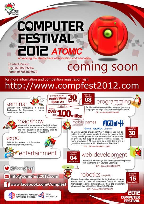 Kompetisi Computer Festival 2012