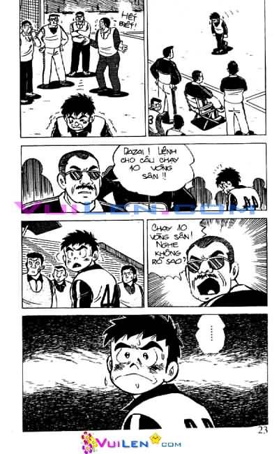 Jindodinho - Đường Dẫn Đến Khung Thành III  Tập 12 page 23 Congtruyen24h