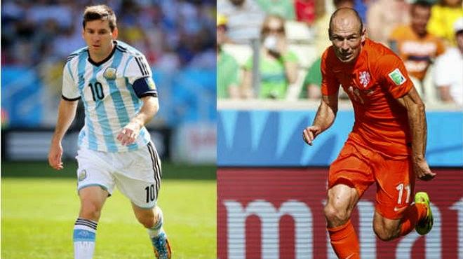 pronóstico de la semifinal argentina vs holanda