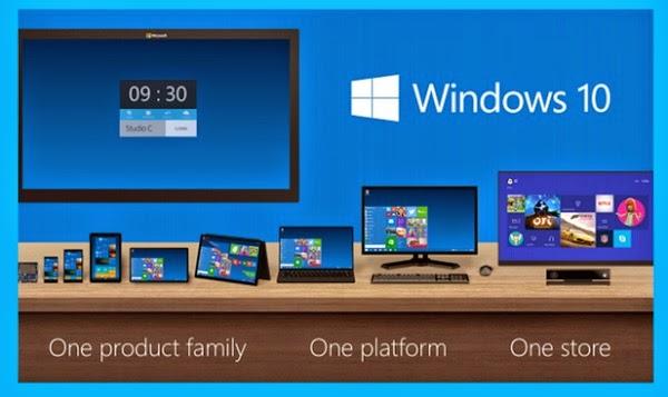 مايكروسوفت تحدد موعد الكشف عن مميزات ويندوز 10