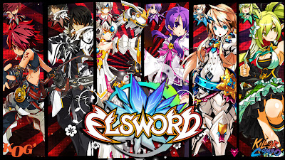 เกมส์ Elsword Online8