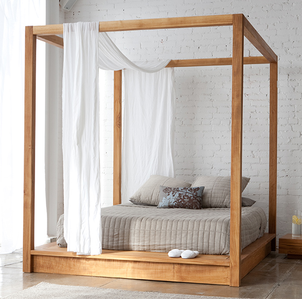 Solid Wood Platform Beds Toronto