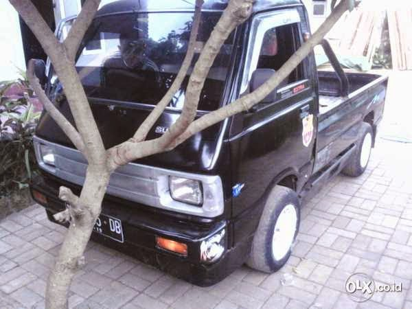 jual suzuki carry pick up terawat th93 35jt mobil bekas malang 2015. Black Bedroom Furniture Sets. Home Design Ideas