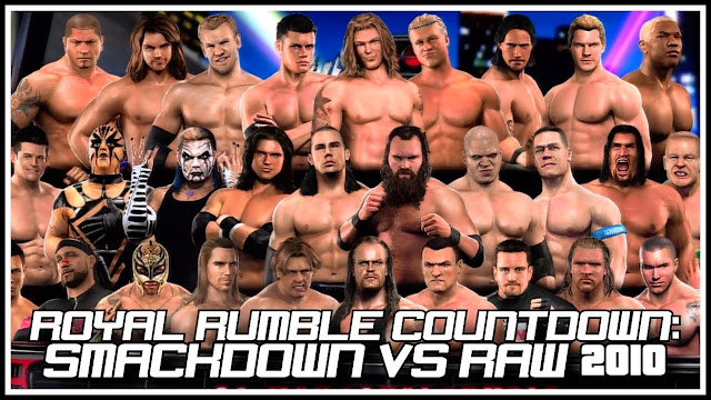 Download Smackdown VS Raw 2010 Kickass Torrent