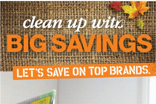 Canadian Daily Deals The Home Depot Canada Fall Coupon