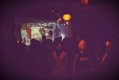BACKYARD JOINTS @ Panke (Berlin)