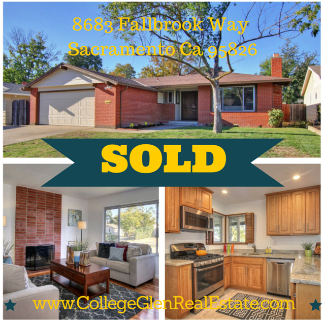 College-Glen Real Estate: Just Sold