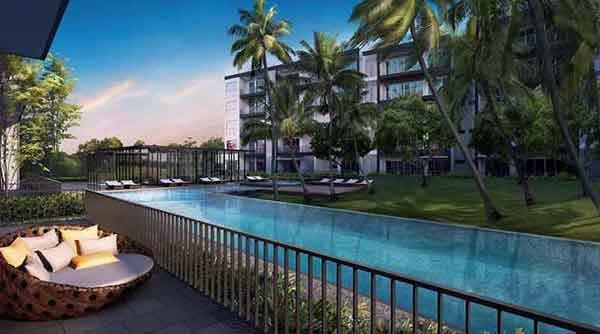 Village @ Pasir Panjang swimming pool