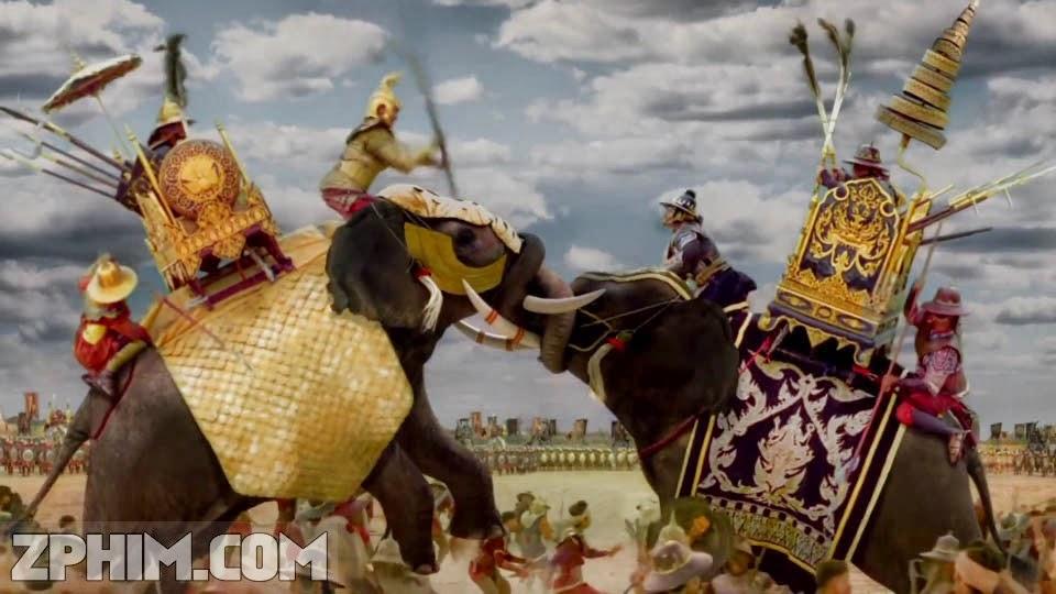 Ảnh trong phim Vương Triều Đẫm Máu - King Naresuan 5 2