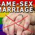Đức Giáo Hoàng lên án Mỹ thúc đẩy chính sách hợp pháp hóa hôn nhân đồng tính