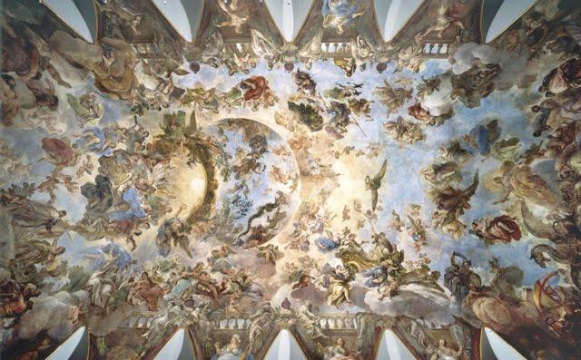El eclipse lunar anuncia la victoria de Puigdemont-Habsburgo-Sol sobre Felipe VI-Borbón-Luna