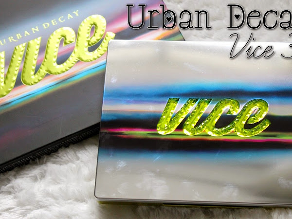 Urban Decay - Vice 3 Palette.