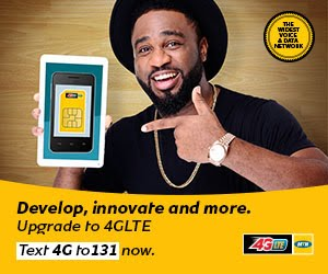 MTN 4G LTE Coverage