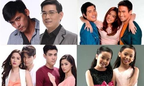 Robin Padilla, Richard Yap, Angeline Quinto, Paulo Avelino, Kim Chiu, Maja Salvador, Xian Lim, Enchong Dee and May Isang pangarap cast on Panagbenga Festival