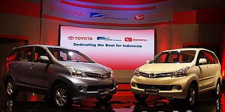 Harga All New Avanza Xenia 2012 Sudah Bocor