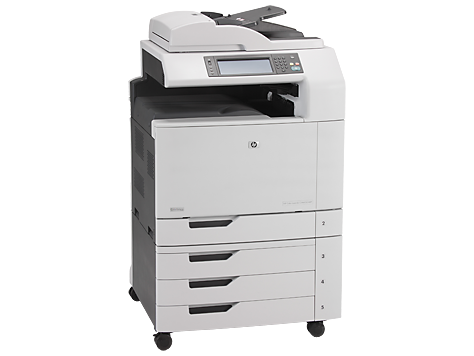 HP Color LaserJet CM6040 Multifunction Printer (Q3938A)