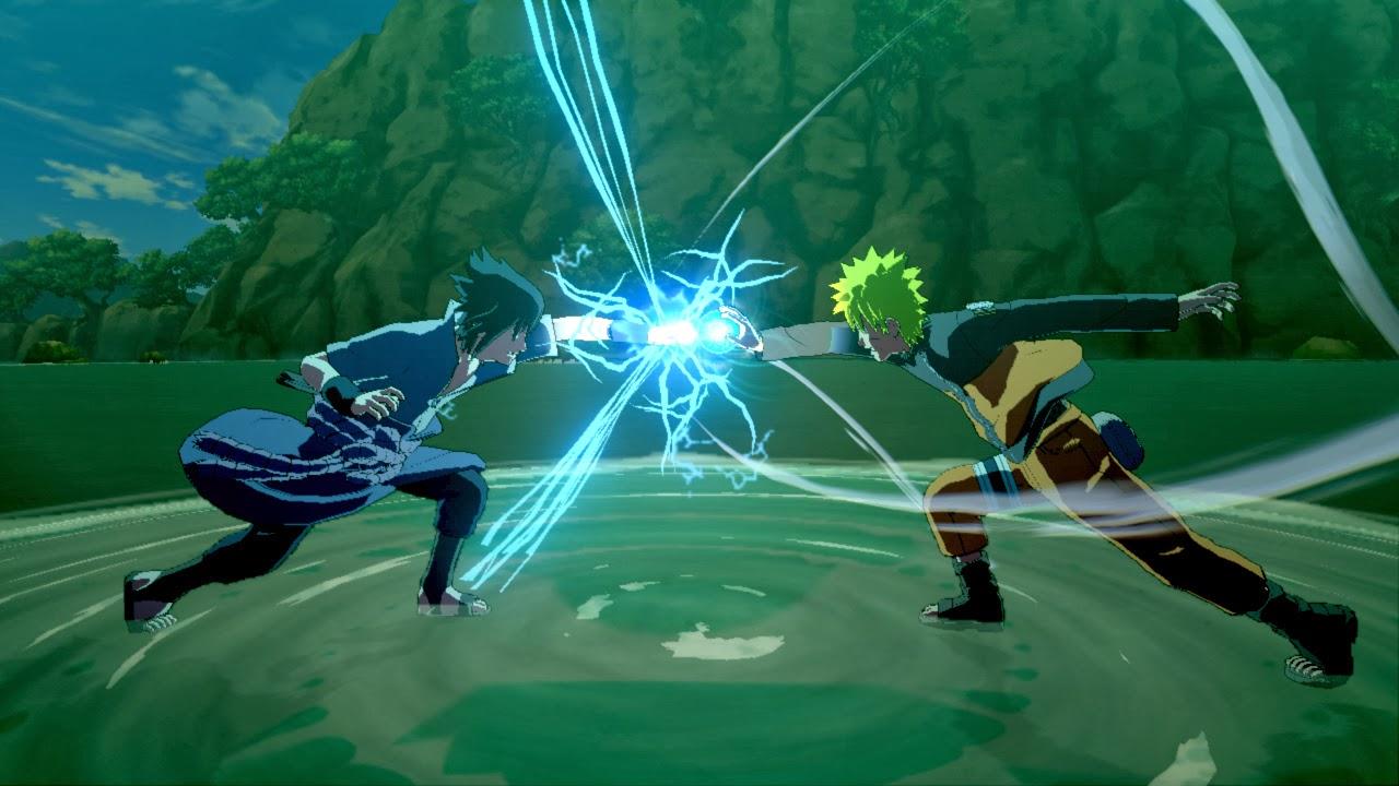 Sasuke And Itachi Vs Kabuto Storm 3 Ninja storm 3 full burst