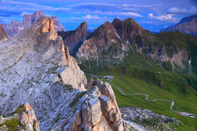 Great Dolomite Road