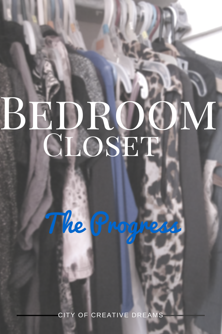 small bedroom closet
